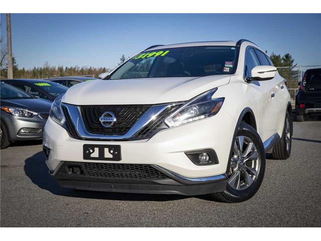 2018 Nissan Murano SV (Stk: M1419) in Abbotsford - Image 1 of 23