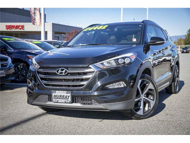 2016 Hyundai Tucson Ultimate (Stk: M1433A) in Abbotsford - Image 1 of 22