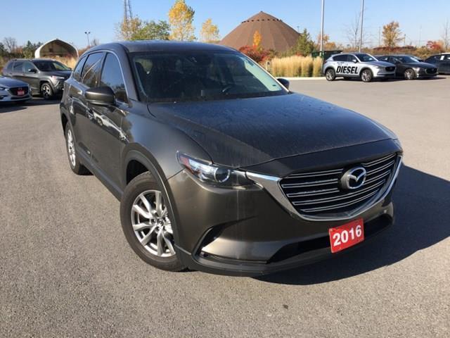 2016 Mazda CX-9  JM3TCBCY5G0126633 2293A in Ottawa