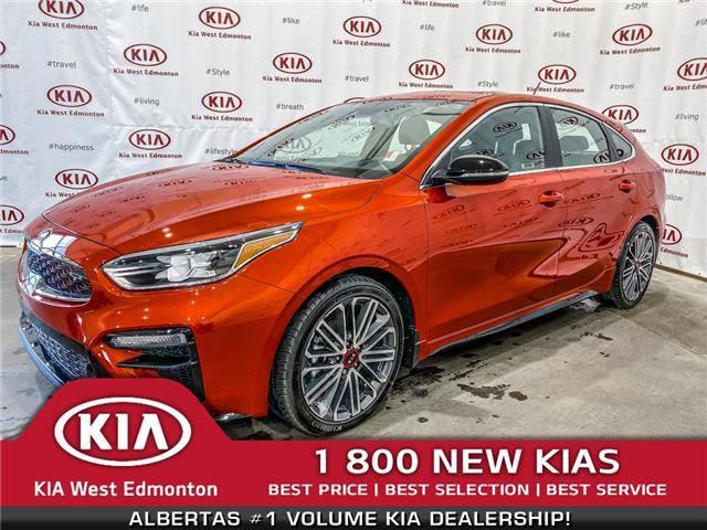 2020 Kia Forte5 GT (Stk: 21993) in Edmonton - Image 1 of 40