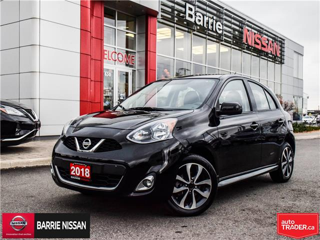 2018 Nissan Micra SR (Stk: P4628) in Barrie - Image 1 of 26