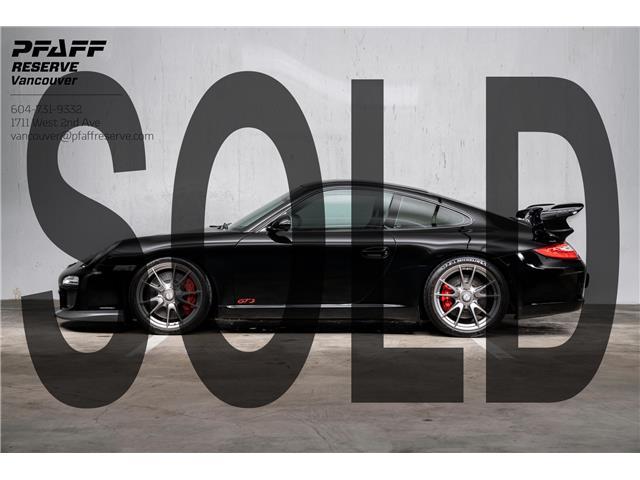 2010 Porsche 911 GT3 (Stk: VU0449) in Vancouver - Image 1 of 24