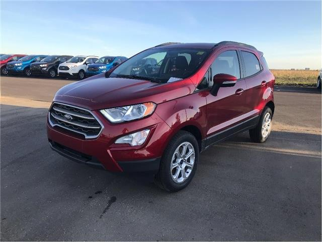2019 Ford EcoSport SE (Stk: 9ES039) in Ft. Saskatchewan - Image 1 of 22