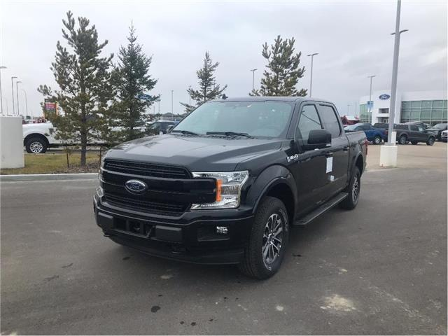 2019 Ford F-150 Lariat 1FTEW1E5XKFD37970 9LT326 in Ft. Saskatchewan