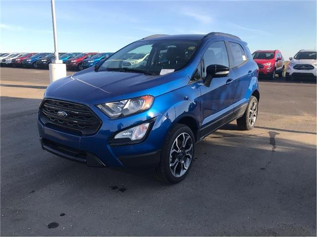 2019 Ford EcoSport SES (Stk: 9ES025) in Ft. Saskatchewan - Image 1 of 23