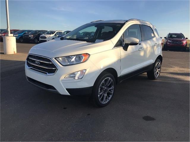 2019 Ford EcoSport Titanium (Stk: 9ES042) in Ft. Saskatchewan - Image 1 of 23