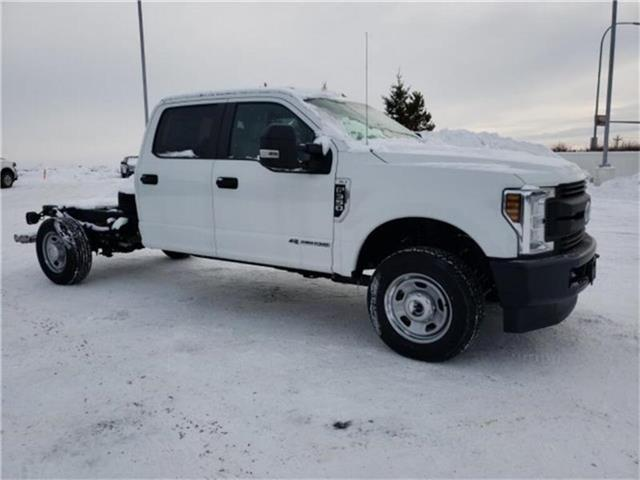 2018 Ford F-350 Chassis  (Stk: 8SD064) in Fort Saskatchewan - Image 1 of 22