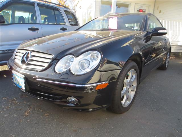 2003 Mercedes-Benz CLK-Class Base (Stk: ) in Kamloops - Image 1 of 11