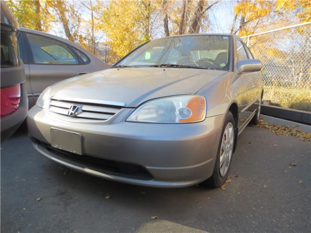 2003 Honda Civic LX (Stk: ) in Kamloops - Image 1 of 7