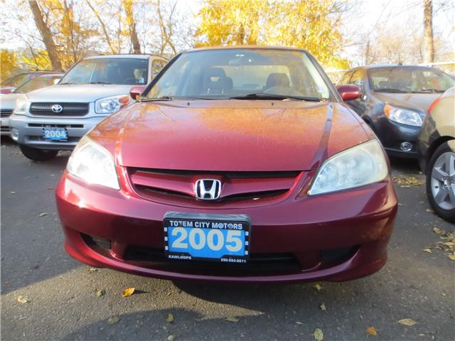 2005 Honda Civic Si (Stk: ) in Kamloops - Image 1 of 12