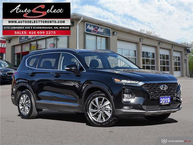2019 Hyundai Santa Fe Preferred 5NMS3CAD9KH005882 19FTPR2 in Scarborough