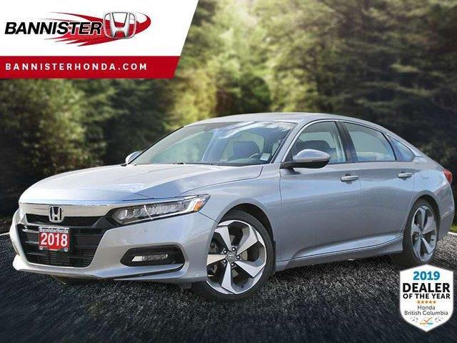 2018 Honda Accord Touring (Stk: 19-334A) in Vernon - Image 1 of 15