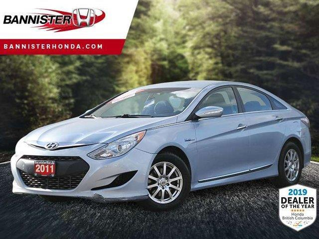 2011 Hyundai Sonata Hybrid Base (Stk: P19-115) in Vernon - Image 1 of 15