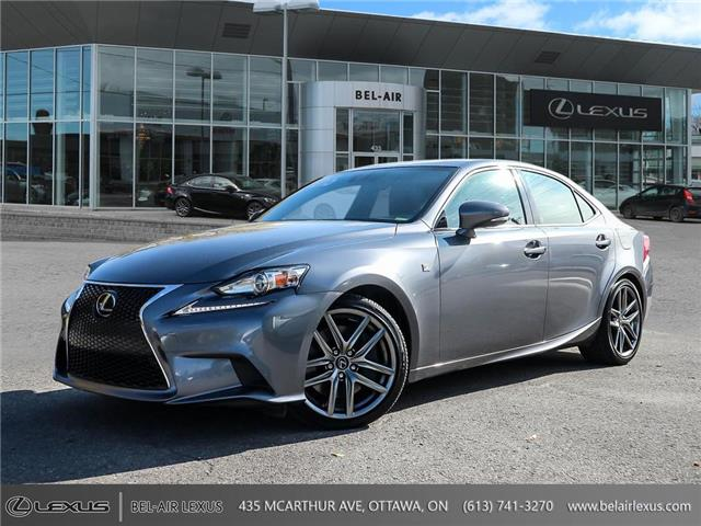 2016 Lexus IS 300 Base (Stk: L0624) in Ottawa - Image 1 of 28