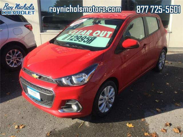 2018 Chevrolet Spark 1LT CVT (Stk: P6461) in Courtice - Image 1 of 13