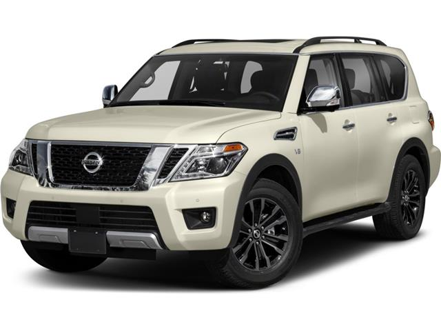 2019 Nissan Armada Platinum (Stk: K9756511) in Bowmanville - Image 1 of 1
