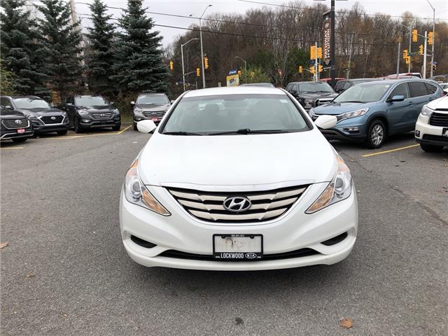 2012 Hyundai Sonata GL (Stk: R96370A) in Ottawa - Image 2 of 6