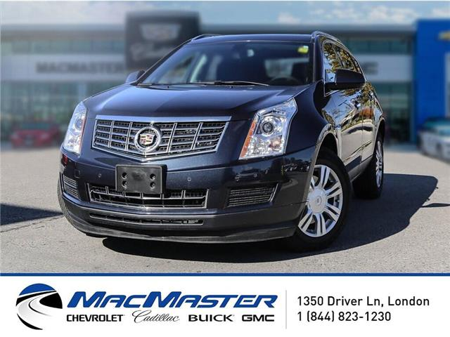 2016 Cadillac SRX Luxury Collection (Stk: 90506PA) in London - Image 1 of 10