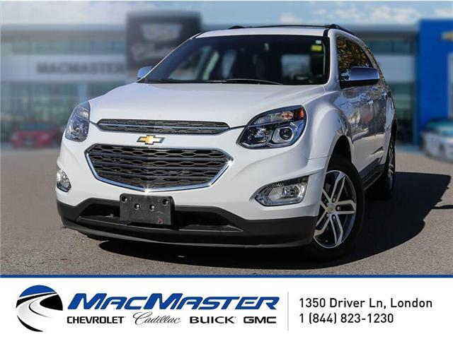 2017 Chevrolet Equinox Premier (Stk: 95199A) in London - Image 1 of 7
