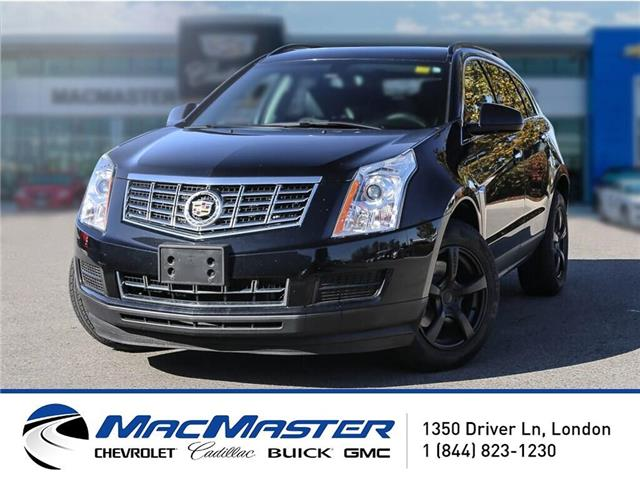 2014 Cadillac SRX Base (Stk: 95026A) in London - Image 1 of 10