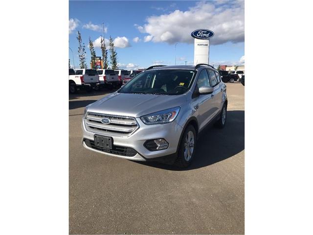2018 Ford Escape SEL (Stk: B10704) in Ft. Saskatchewan - Image 1 of 21
