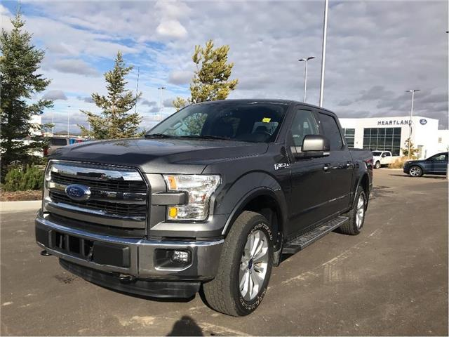2016 Ford F-150 Lariat 1FTEW1EF1GFB87778 R10708 in Ft. Saskatchewan