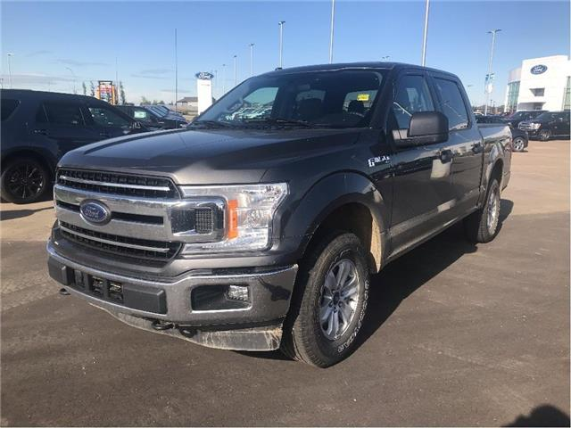 2018 Ford F-150 XLT 1FTEW1EP5JKE88528 B10720 in Ft. Saskatchewan