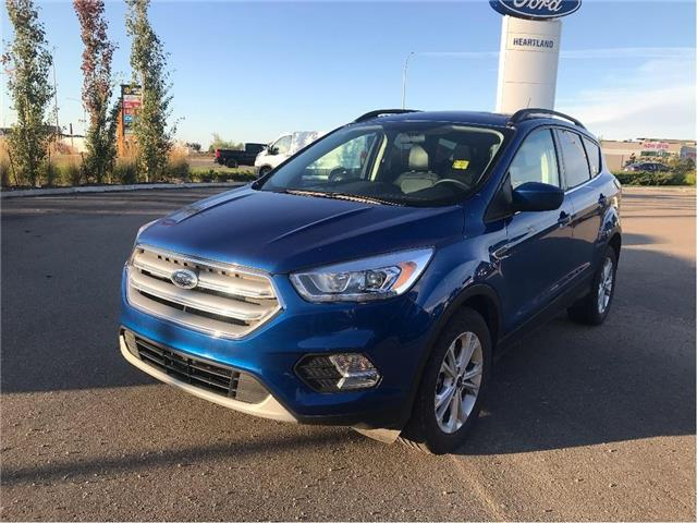 2018 Ford Escape SEL 1FMCU9HD4JUB88234 B10716 in Ft. Saskatchewan