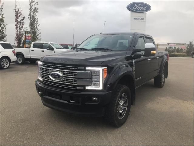 2018 Ford F-350 Platinum 1FT8W3BT0JEC32726 9LT311A in Ft. Saskatchewan