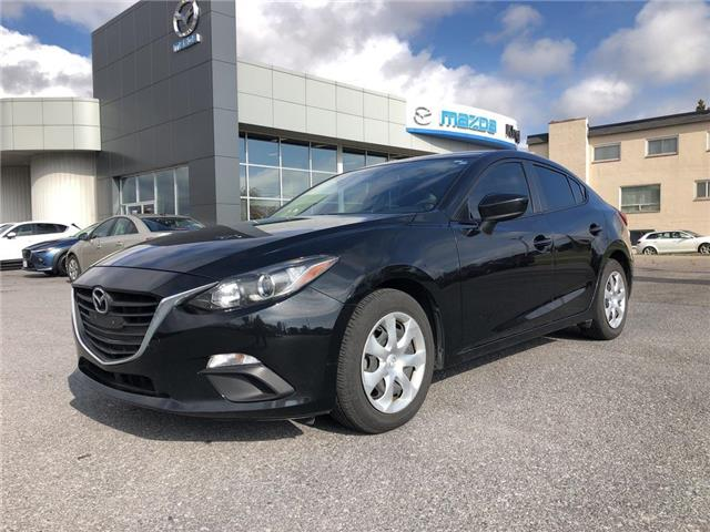 2016 Mazda Mazda3  (Stk: 19P052A) in Kingston - Image 1 of 13