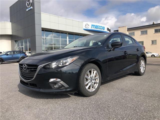 2014 Mazda Mazda3 GS-SKY (Stk: 20C010A) in Kingston - Image 1 of 15