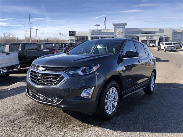2020 Chevrolet Equinox LT (Stk: L6112821) in Calgary - Image 1 of 17
