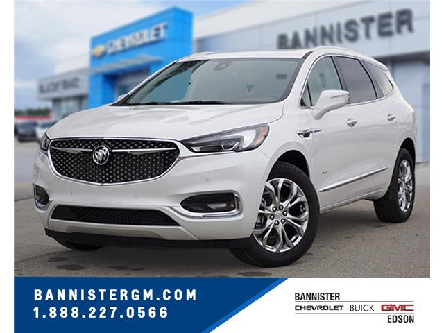 2020 Buick Enclave Avenir (Stk: 20-028) in Edson - Image 1 of 20