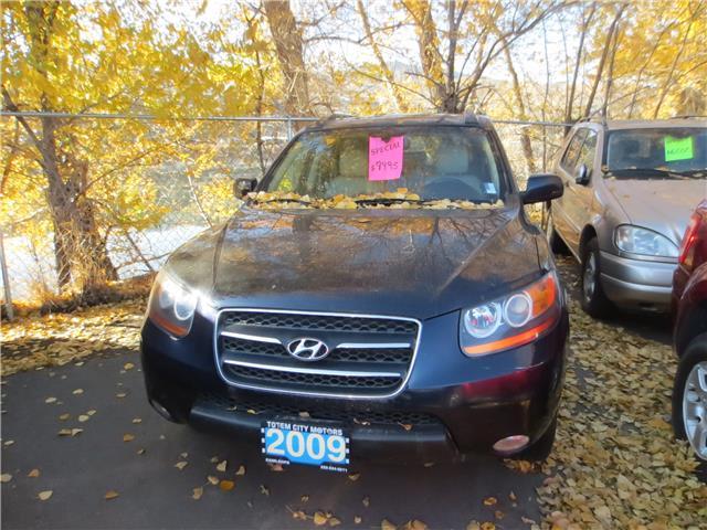 2009 Hyundai Santa Fe GL (Stk: ) in Kamloops - Image 1 of 13