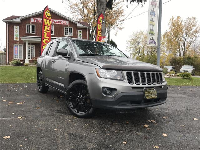 2012 Jeep Compass Sport/North (Stk: 5416) in London - Image 1 of 22
