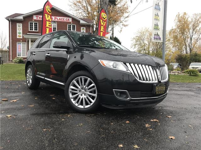 2014 Lincoln MKX Base (Stk: 5450) in London - Image 1 of 26