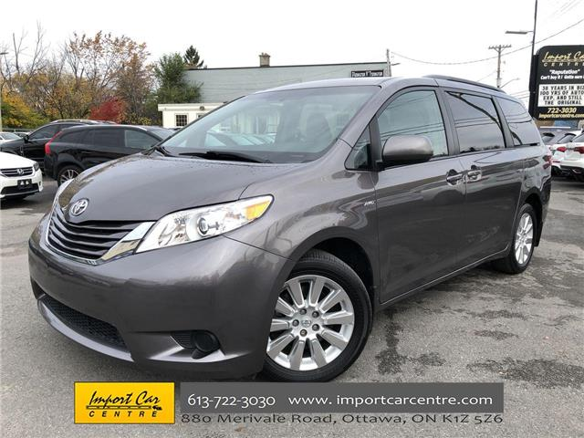 2016 Toyota Sienna LE 7 Passenger (Stk: 135797) in Ottawa - Image 1 of 24