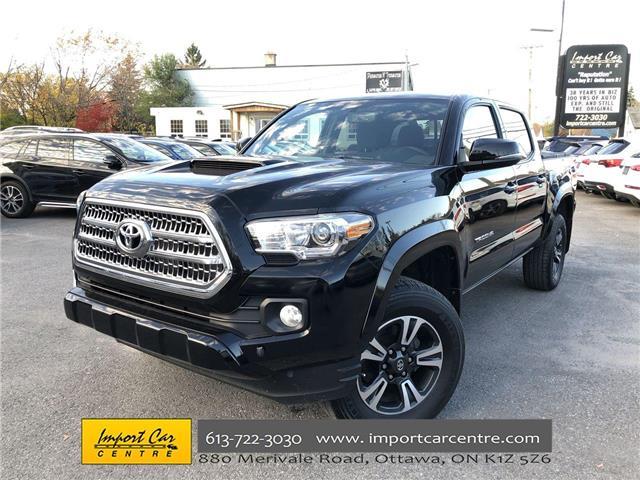 2016 Toyota Tacoma TRD Sport (Stk: 046712) in Ottawa - Image 1 of 26