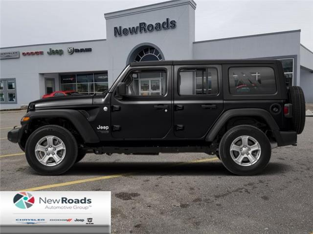 2020 Jeep Wrangler Unlimited Sahara (Stk: W19660) in Newmarket - Image 1 of 1