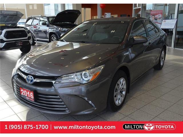 2016 Toyota Camry Hybrid  (Stk: 184995) in Milton - Image 1 of 38