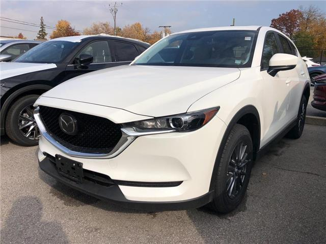 2019 Mazda CX-5 GS (Stk: 82260) in Toronto - Image 1 of 5