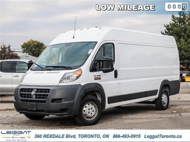 2018 RAM ProMaster 3500 High Roof (Stk: T11669) in Etobicoke - Image 1 of 23