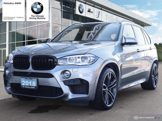 2018 BMW X5 M Base (Stk: U0076) in Sudbury - Image 1 of 21