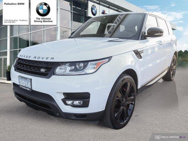 2014 Land Rover Range Rover Sport V8 Supercharged (Stk: U0062A) in Sudbury - Image 1 of 21