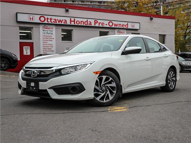 2017 Honda Civic EX (Stk: H7980-0) in Ottawa - Image 1 of 26