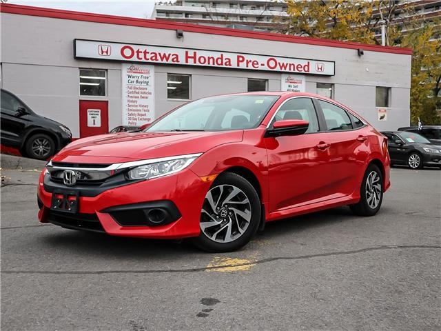 2017 Honda Civic EX (Stk: H7976-0) in Ottawa - Image 1 of 26