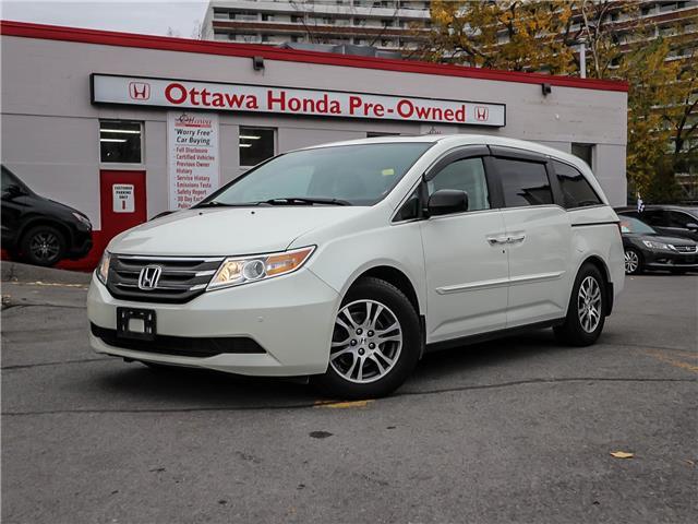2013 Honda Odyssey EX-L (Stk: 31726-1) in Ottawa - Image 1 of 26