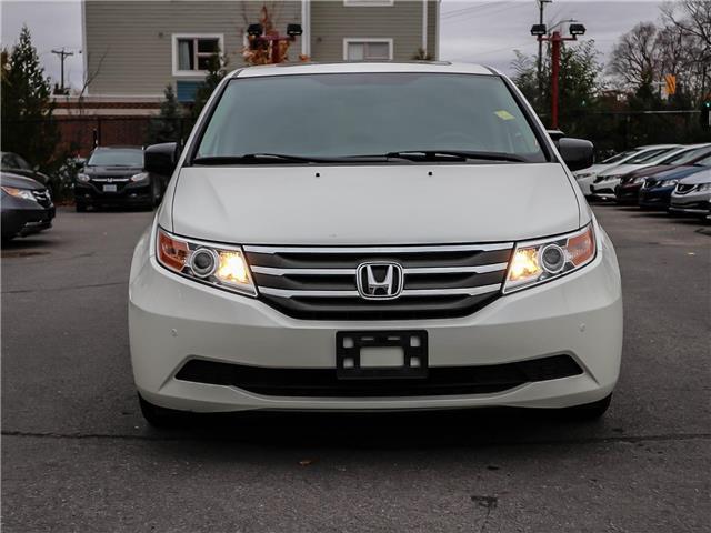 2013 Honda Odyssey EX-L (Stk: 31726-1) in Ottawa - Image 2 of 26