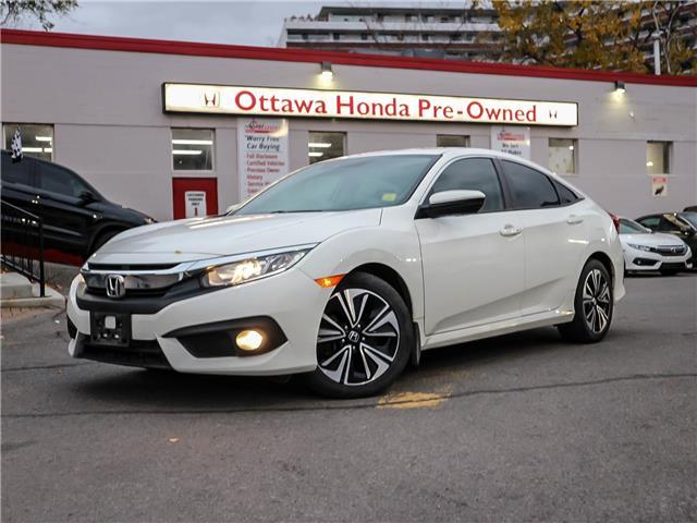 2016 Honda Civic EX-T (Stk: H7986-0) in Ottawa - Image 1 of 26
