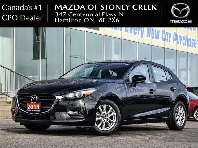 2018 Mazda Mazda3 Sport GS (Stk: SR1474) in Hamilton - Image 1 of 24